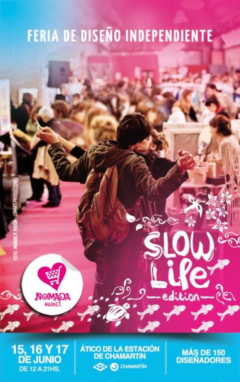 Nomada Market, Slow Life Edition