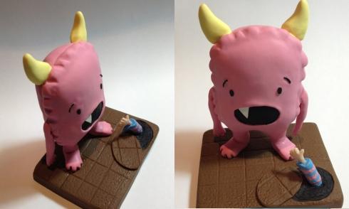 Muñeco personalizado de Anitram