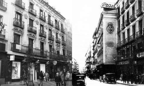 Edificio calle Arenal 8.