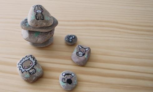 Juego piedras.