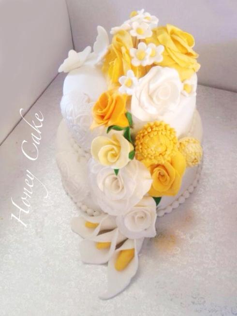 Tarta Honey Cake