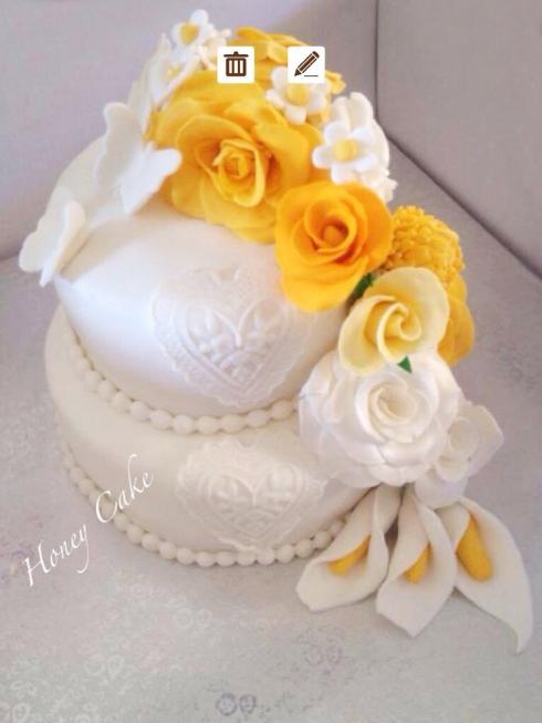 Tarta Honey Cake